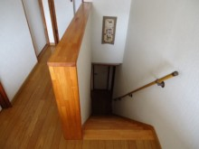 リフォーム階段ビフォー