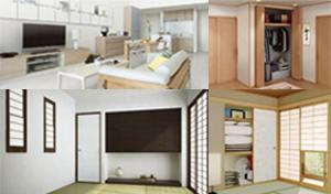 室内改装・内装・収納