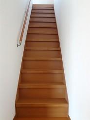 i階段アフター