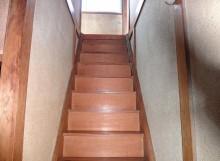 i階段ビフォー