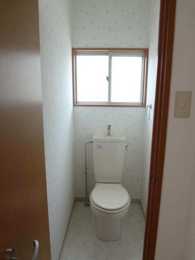 iトイレアフター