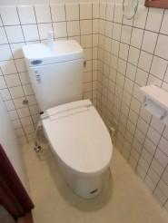 1Fトイレアフター